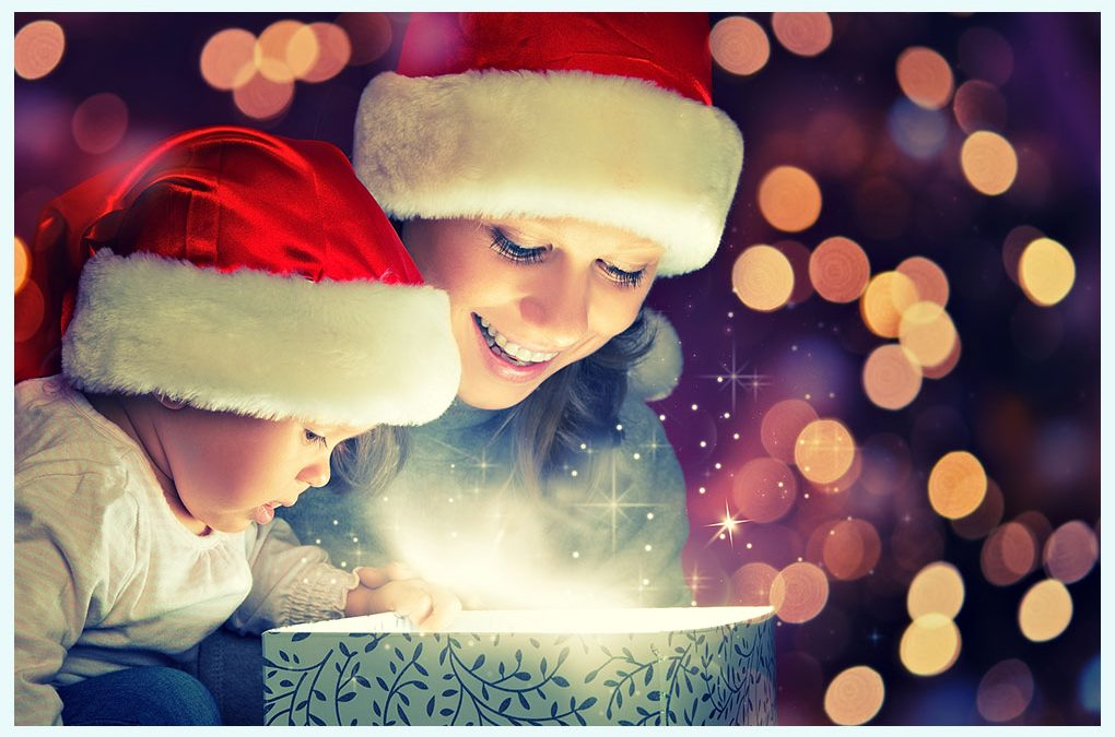 Tis the season to give…..the gift of Christmas magic