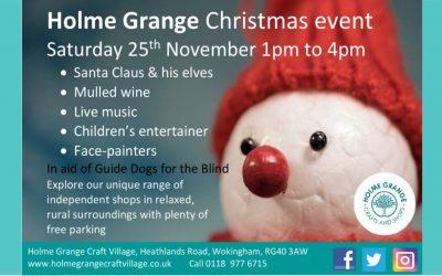 Holme Grange Christmas Event