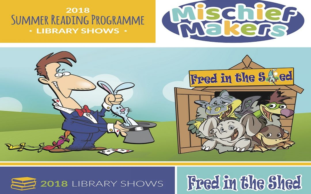 2018 Summer Reading Programme Library Shows